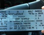 Das heilige Ticket
