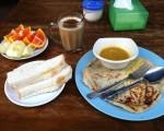 Frühstück in KL