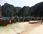 Etliche Boote kamen um 9 Uhr