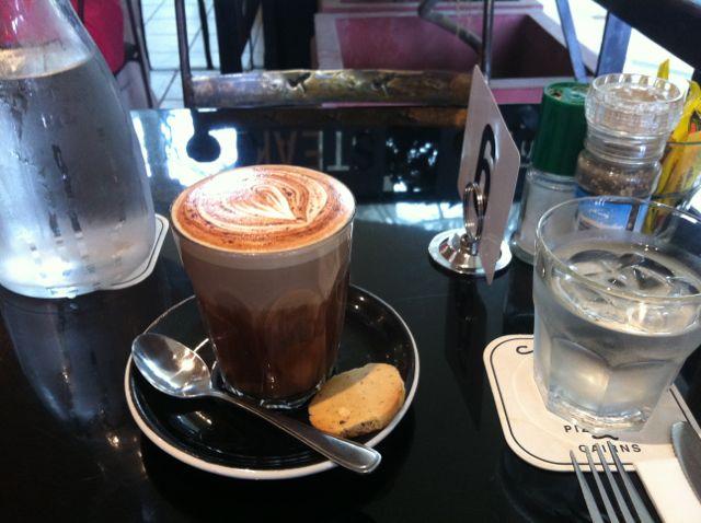 Australiens Cafés