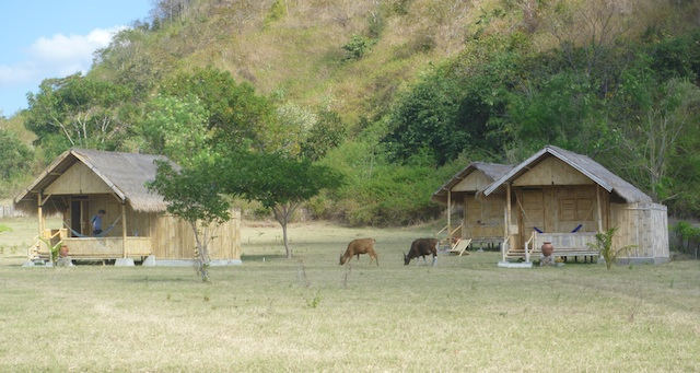 Bungalows in Indonesien