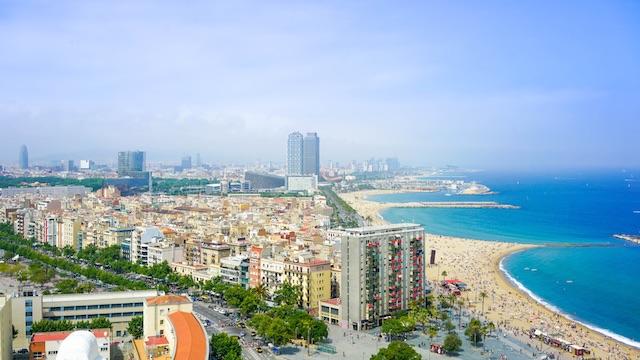Barcelona Sehenswürdigkeiten Karte.Die 15 Besten Barcelona Sehenswürdigkeiten In 3 Tagen