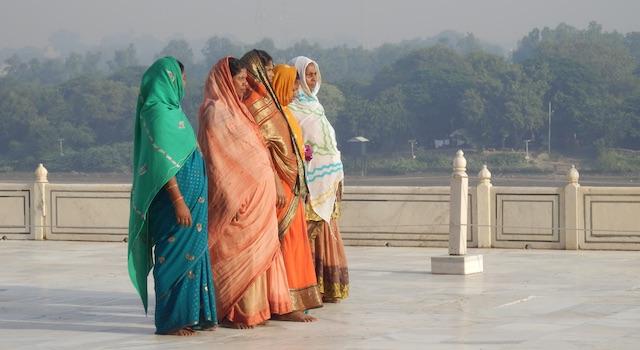 indische-frauen-sari