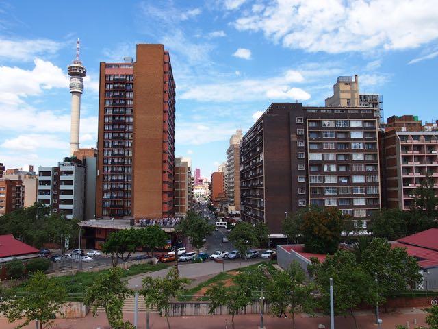 Johannesburg Innenstadt