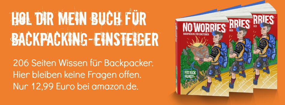 No Worries – Backpacking für Einsteiger