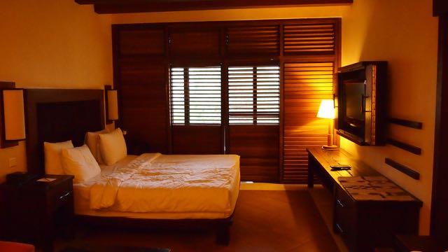Ma'in Hot Springs Resort Zimmer