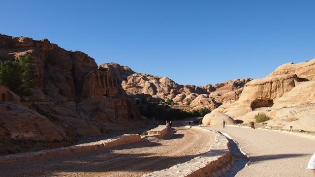 Eingang zu Petra
