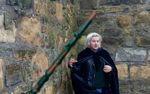 Harry Potter Trail - Guide Jody
