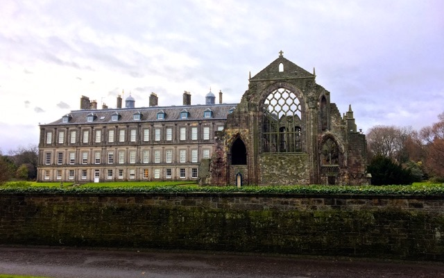Holyrood Abbey Edinburgh