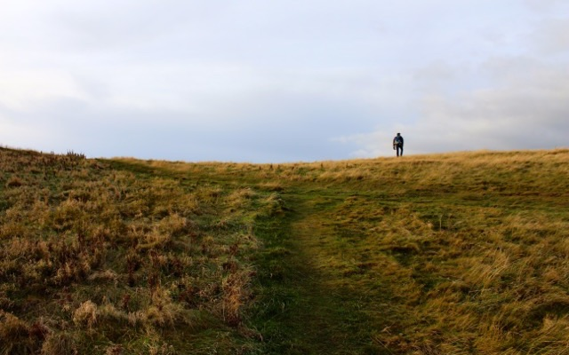 Wandern in Edinburgh