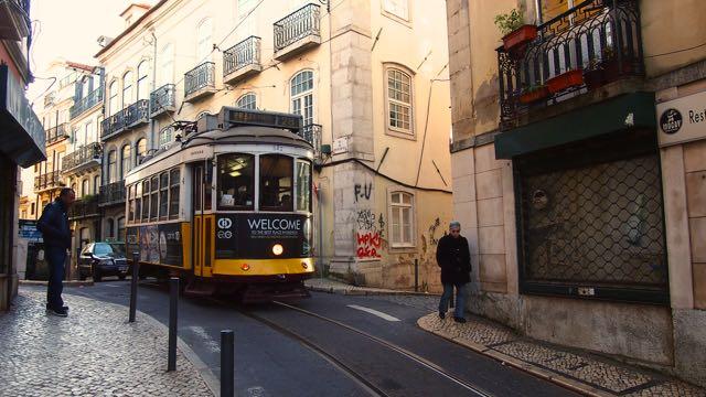 Straßenbahn Electrico 28