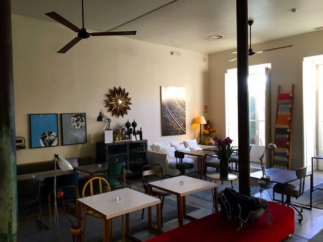 A Casa das Janelas com Vista - Lobby