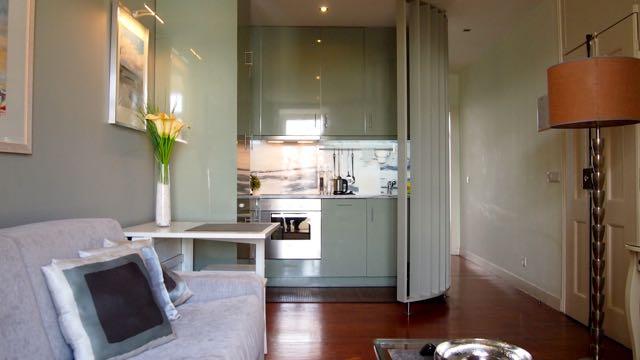 Lisbon Colours Apartment Küche