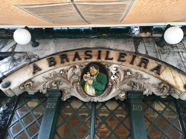 Café A Brasileira Lissabon