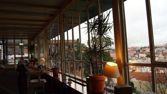 Café da Garagem Lissabon