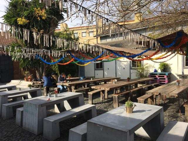 Café na Fabrica Lissabon
