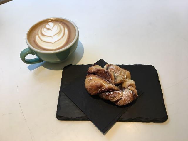 Copenhagen Coffee Lab in Lissabon