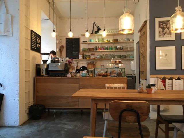 Hello, Kristof Café in Lissabon
