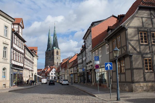 Quedlinburg Neustadt