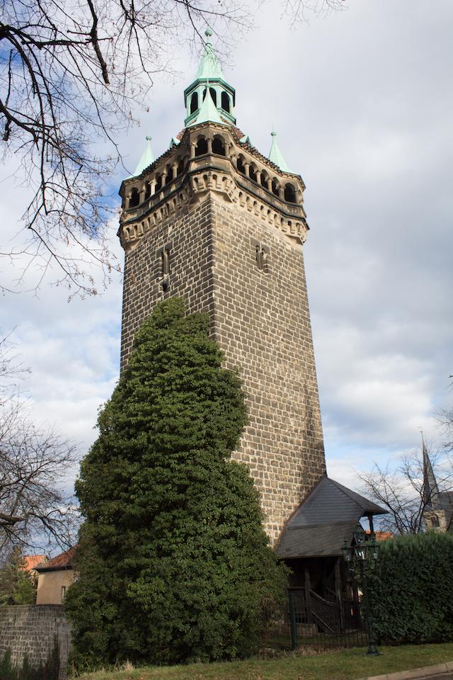 Sternkiekerturm in Quedlinburg