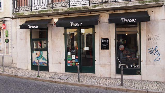 Tease Café Lissabon