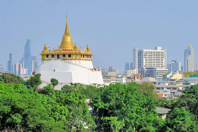 Golden Mount Tempel