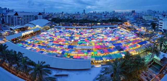 Südafrika Karte Sehenswürdigkeiten.Bangkok Die 14 Wichtigsten Sehenswürdigkeiten 101places De