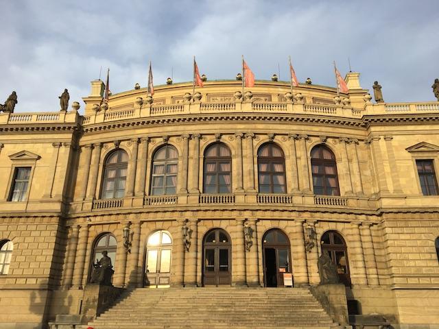 Rudolfinum Prag