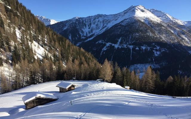 Landschaft im Ultental