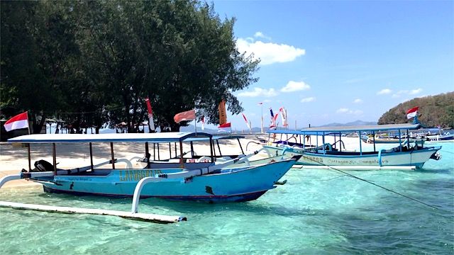 Lombok Anreise Secret Gili Islands