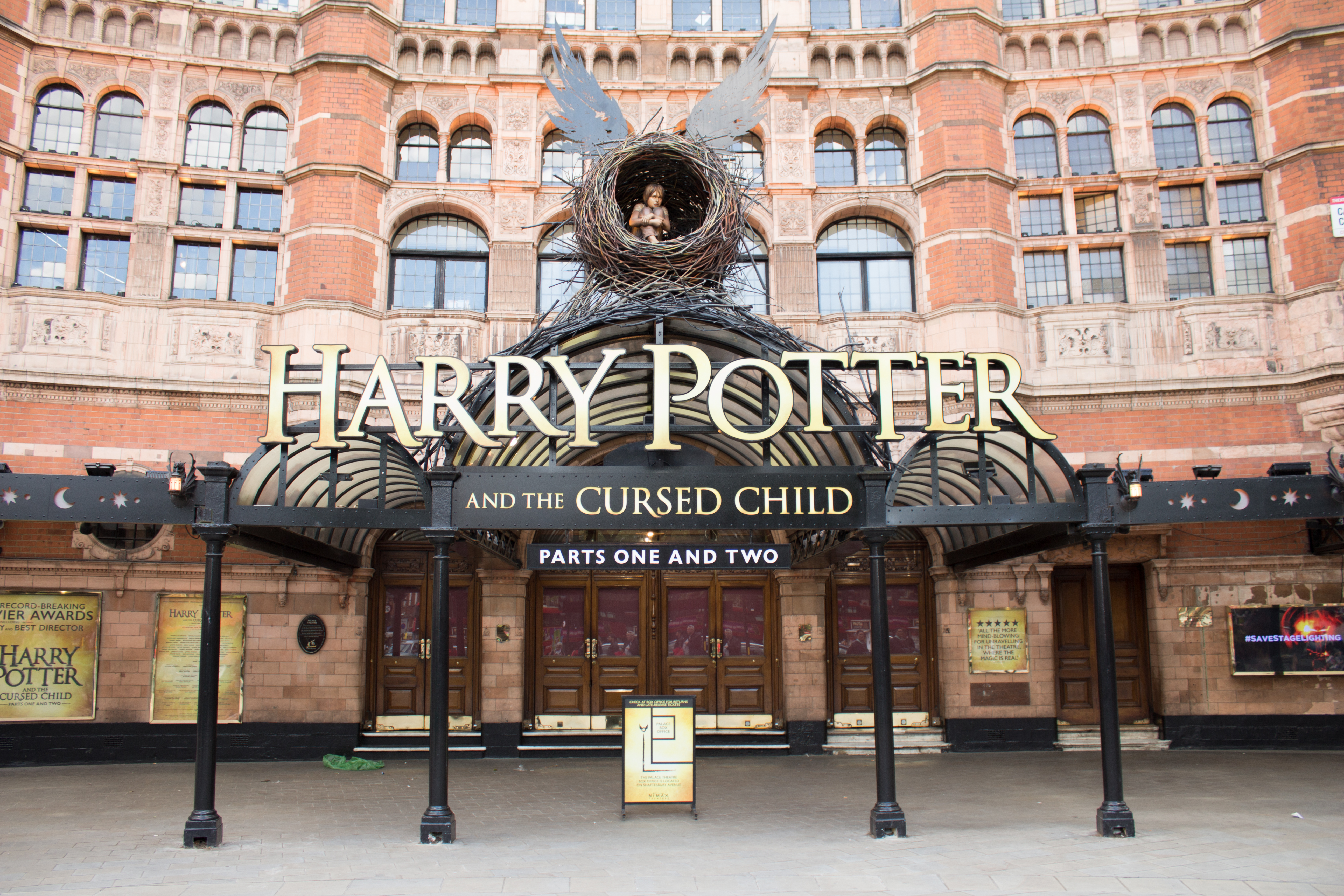 Das Harry Potter Theaterstuck In London Ein Erfahrungsbericht 101places De