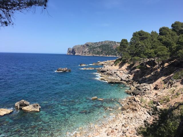 Piratenweg nach Port d'Sóller