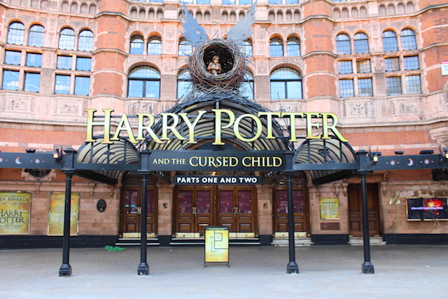 Palace Theatre Harry Potter London
