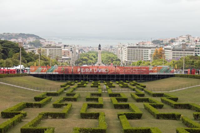 Buchmesse Lissabon